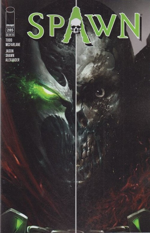 (Image) Cover for Spawn #285
