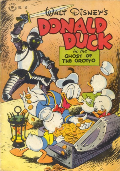 Comic Cover for Donald Duck (Four Color) (#159)