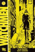 WATCHMEN #1A  Variant Cover New Print (2008)