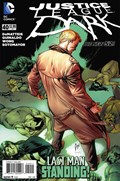 JUSTICE LEAGUE DARK #40