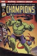 CHAMPIONS #1-DF-A