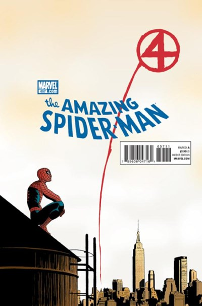 Comic Cover for Amazing Spider-Man, The (#657)