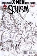 X-MEN: SCHISM #1F