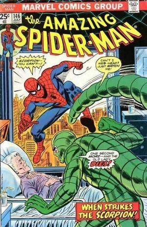 Comic Cover for Amazing Spider-Man (#146)