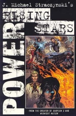 (Top Cow) Cover for Rising Stars #2 Power (Collects issues 9-16)