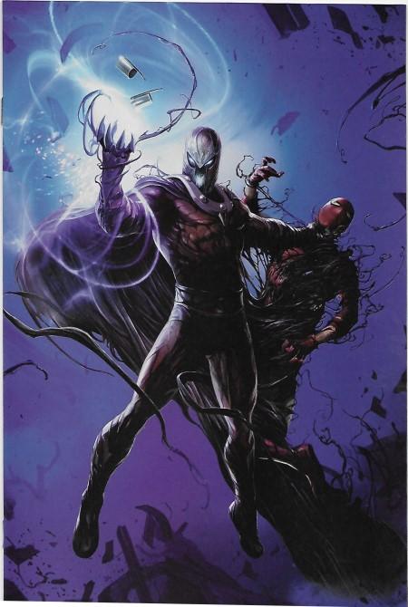 (Marvel) Cover for Astonishing X-Men #3 Francesco Mattina Venomized Magneto Virgin Variant Limited to 600