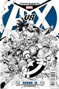 AVENGERS VS. X-MEN #10-RI-D