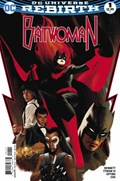 BATWOMAN #1  Cover