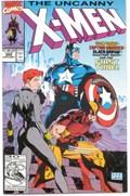 UNCANNY X-MEN #268A  Variant Cover 1992 Marvel Vintage Pack Edition