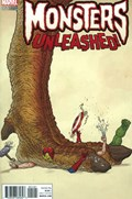 MONSTERS UNLEASHED #1G