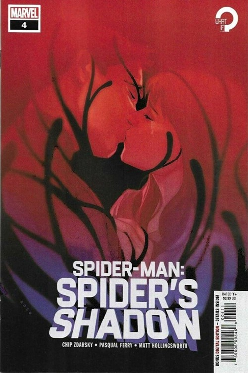 (Marvel) Cover for Spider-Man: The Spider's Shadow #4