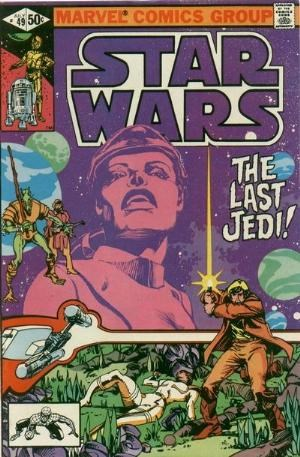 Comic Cover for STAR WARS (#)