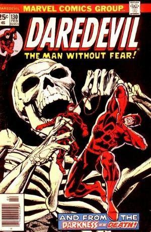 Comic Cover for Daredevil (#130)