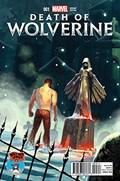 DEATH OF WOLVERINE #1M