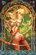 GRIMM FAIRY TALES PRESENTS ROBYN HOOD #4D
