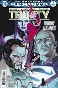 TRINITY #7  Cover
