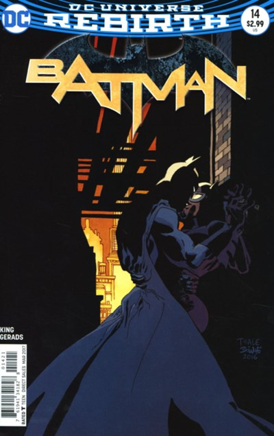 Comic Cover for BATMAN (#)