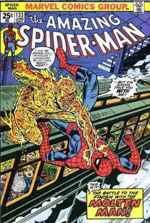 Comic Cover for Amazing Spider-Man (#133)