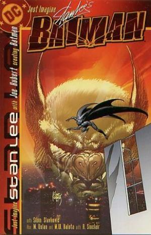 (DC) Cover for Just Imagine Stan Lee: Creating Batman #1 By Stan Lee and Joe Kubert