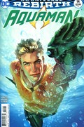 AQUAMAN #14A  Variant Cover Joshua Middleton Variant Cover