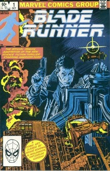 Comic Cover for BLADE RUNNER (#)