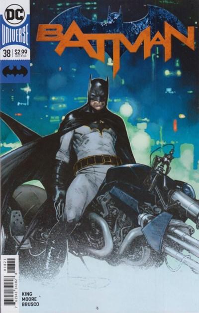 Comic Cover for Batman (#38)