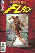 FLASH, THE: FUTURES END #1