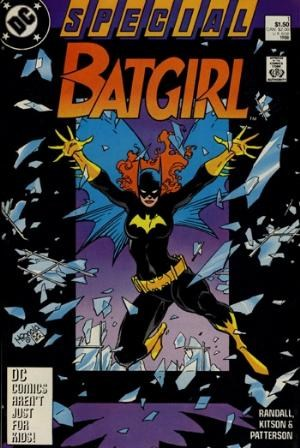Comic Cover for BATGIRL SPECIAL (#)