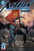ACTION COMICS #1000-MID-A