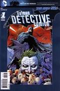 DETECTIVE COMICS #1-6th Print