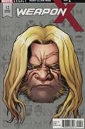 WEAPON X #12D