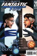 Ultimate Fantastic Four #21B