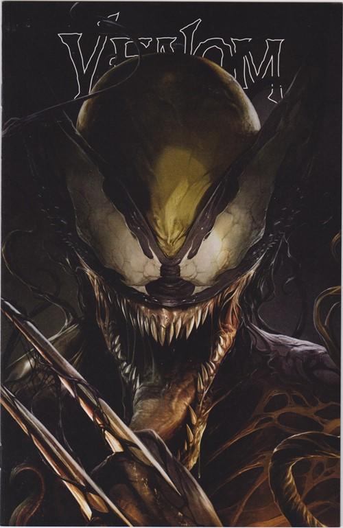 (Marvel) Cover for Venom #6 ComicXposure Francesco Mattina X-23 Venomized Variant Cover A Limited to 3000