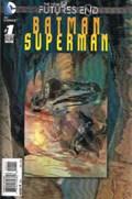 BATMAN/SUPERMAN: FUTURES END #1