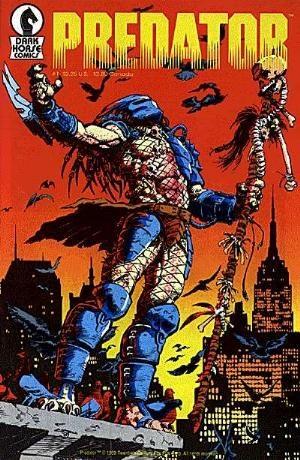 (Dark Horse) Cover for Predator #1