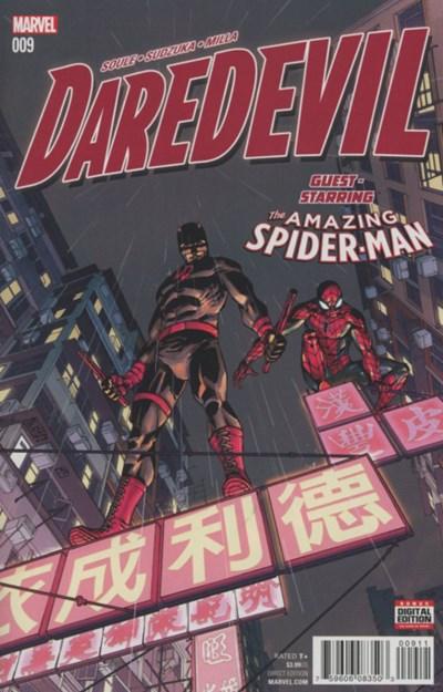 Comic Cover for Daredevil (#9)