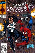 AMAZING SPIDER-MAN, THE #330-JCPEN