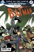 ALL-STAR BATMAN #8  Cover