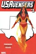U.S.AVENGERS #1XX  Variant Cover Rod Reis Texas State Variant Cover