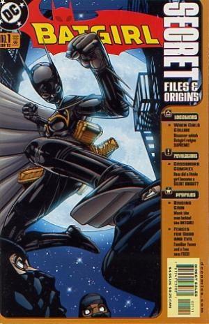Comic Cover for BATGIRL SECRET FILES (#)