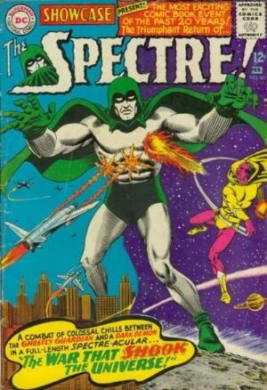(DC) Cover for Showcase #60 1st Silver Age Appearance of the Spectre.