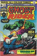 GHOST RIDER #11A