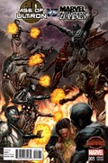 Age Of Ultron Vs. Marvel Zombies #1F