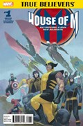 HOUSE OF M #1G