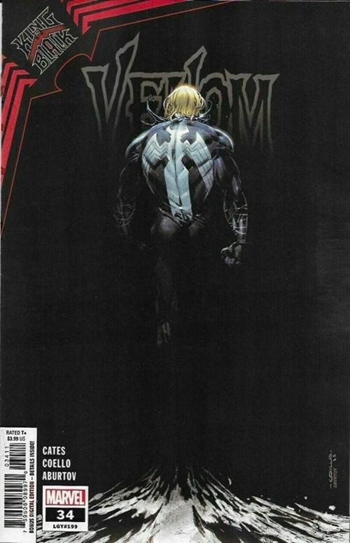 (Marvel) Cover for Venom #34