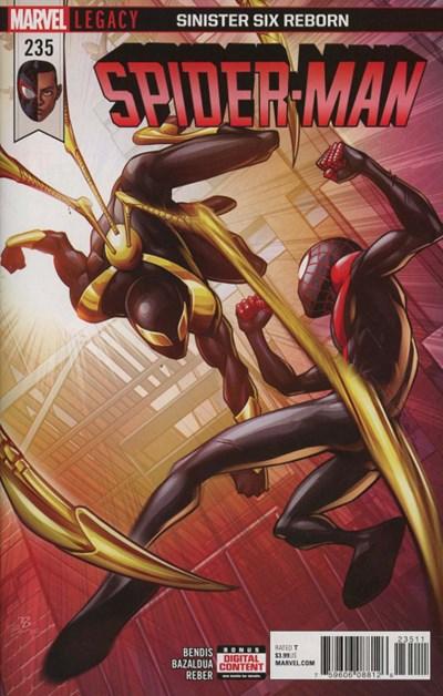 (Marvel) Cover for Spider-Man #235