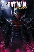 BATMAN WHO LAUGHS, THE #1-FRANK-A