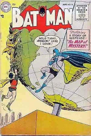 (DC) Cover for Batman #91