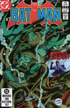 Comic Cover for Batman (#357)