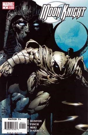(Marvel) Cover for Moon Knight #1